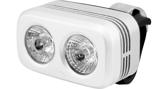 Knog Blinder Outdoor 250 Frontlicht weiße LED silver